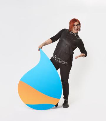Corinne Mitarbeiterin H2O Wassererleben AG
