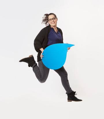 Rahel collaboratrice H2O Wassererleben AG